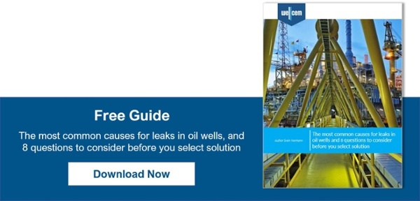 Free Guide The most common causes for leaks in oil wells and 8 questions to consider before you select solution